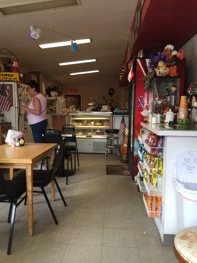 Trackside Coffee Shop