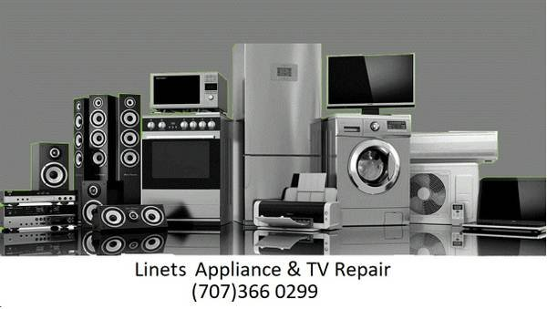 Linet Electronics & Appliances: American Canyon, CA