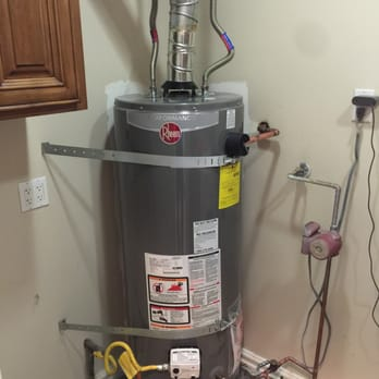 Yogis Water Heater Repair Install 40 Reviews Plumbing The