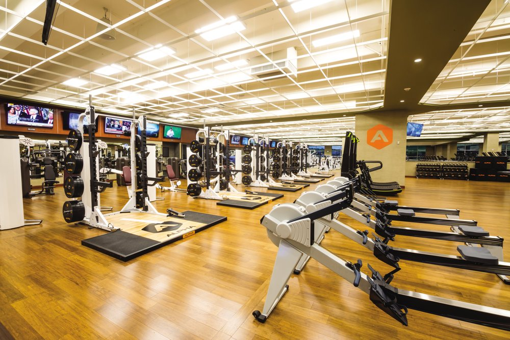 Life Time Fitness - 41 Photos & 12 Reviews - Gyms - 8514 ...