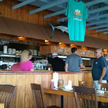Photo Of Three Fishermen Seafood Restaurant North Fort Myers Fl United States
