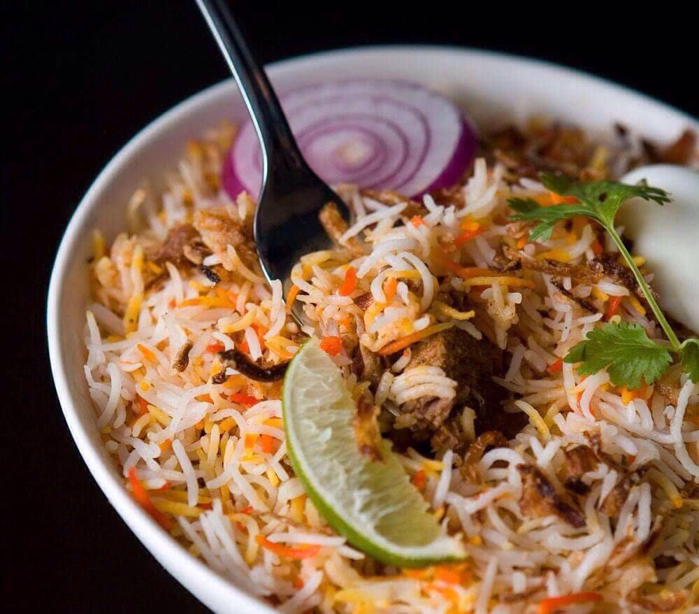 Paradise biryani pointe 17 photos indian 1439 rue for Cuisine paradise