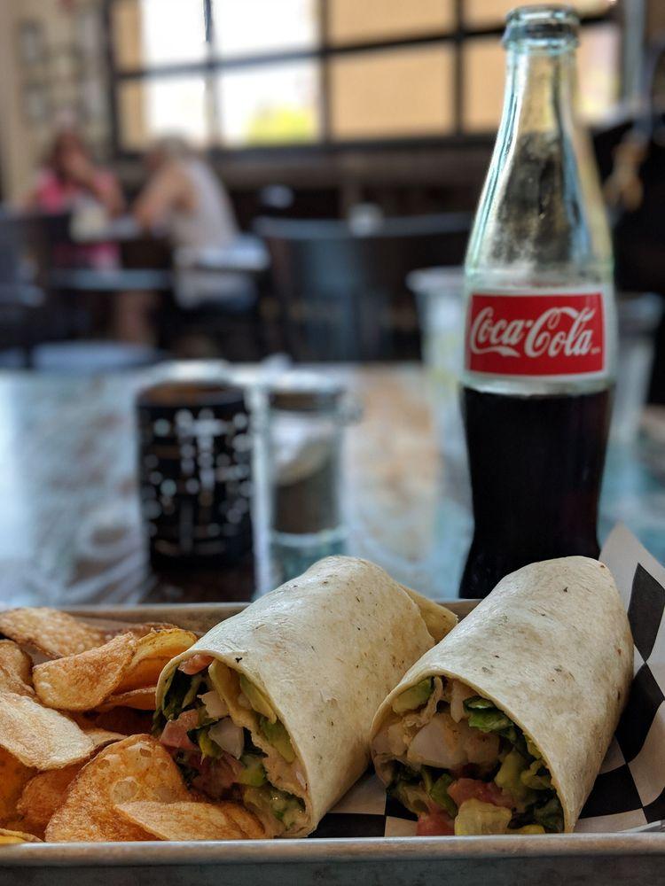 TŪK Urban Kafé: 15815 S 50th St, Phoenix, AZ