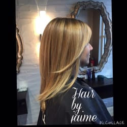 Charming Photo Of Salon Mikimoto   Palm Beach Gardens, FL, United States. Blonde  Balayage