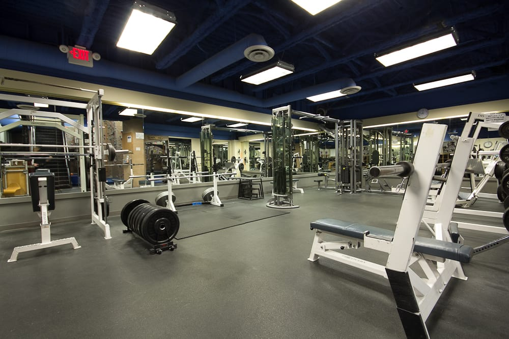 Main weight room area yelp