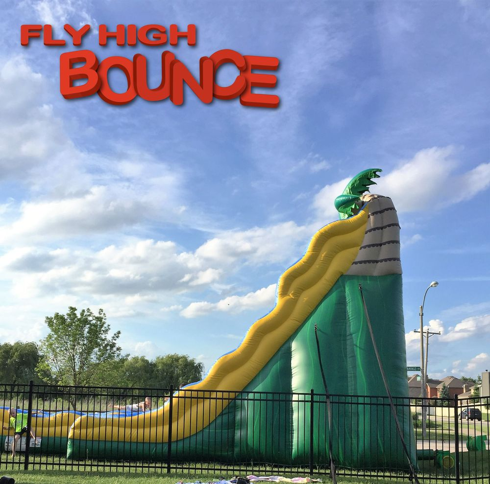 Fly High Bounce: 195 E Oak Glenn Dr, Bartlett, IL