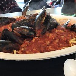 Photo Of Piccolo Forno Traverse City Mi United States Pasta With Conch