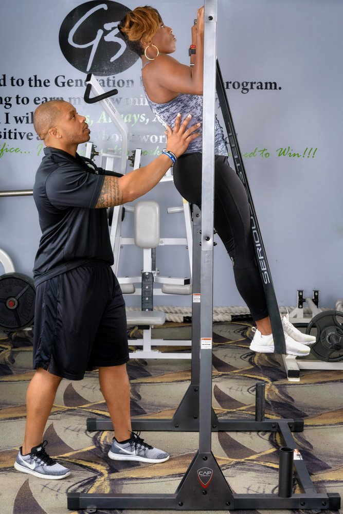 Generation 3 Fitness: 193 James McDonnell Blvd, Hazelwood, MO