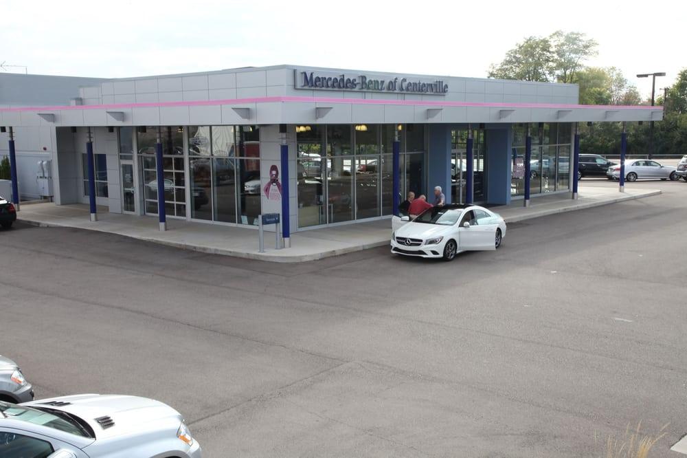 Mercedes benz of centerville 13 photos 11 reviews for Mercedes benz dayton ohio
