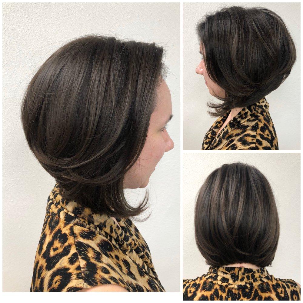 The Hair & Brow Bar: 1702 N Frazier St, Conroe, TX