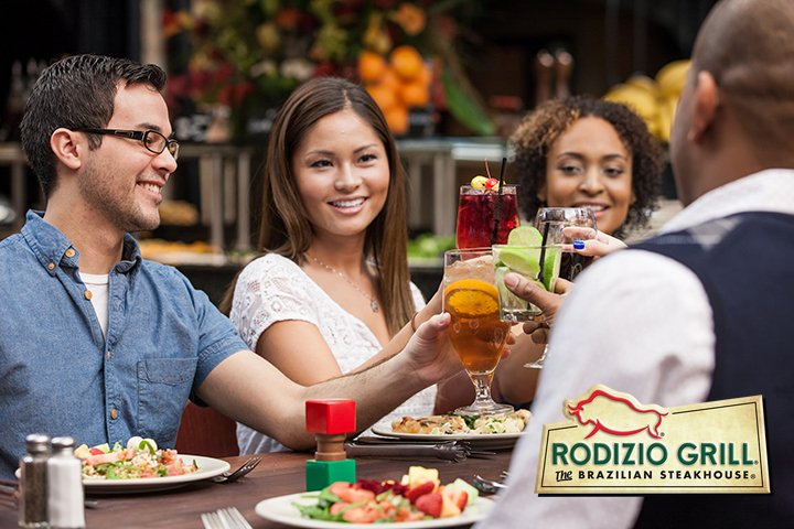 Rodizio Grill - Downtown Chattanooga: 439 Broad St, Chattanooga, TN