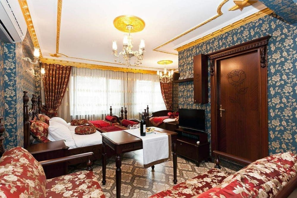 The First Ottoman Apartments