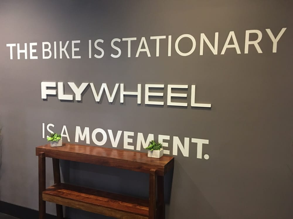 Flywheel Sports - Center City