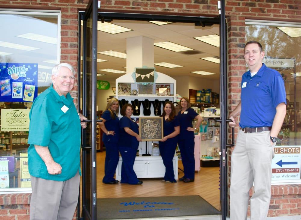 Ball Ground Pharmacy: 470 Valley St, Ball Ground, GA