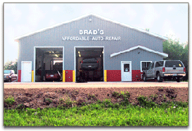 Brad's Affordable Auto Repair: 17355 County Hwy J, Chippewa Falls, WI