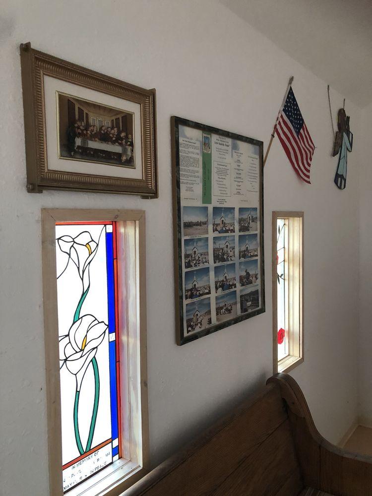 Little Roadside Chapel: 68630 Salome Rd, Salome, AZ