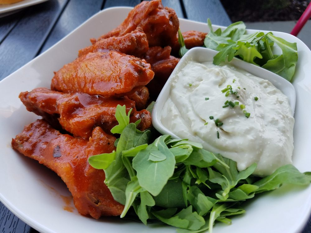 Hot Wings! Your choice of: Buffalo (Mild, Medium, Hot) BBQ, Honey ...