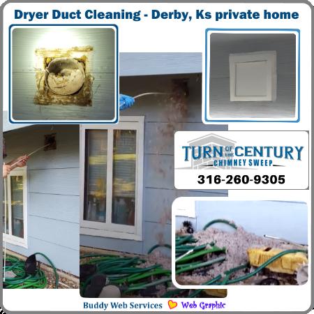 Turn of the Century Chimney Sweep: Andover, KS