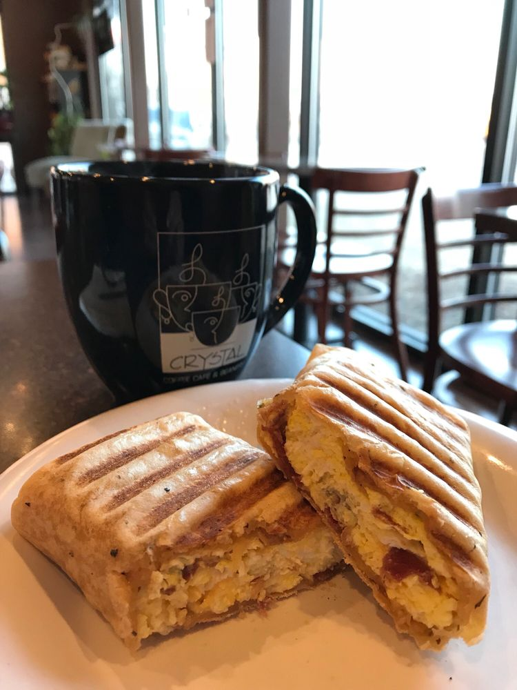 Crystal Coffee Cafe & Beanery: 2625 Packerland Dr, Green Bay, WI
