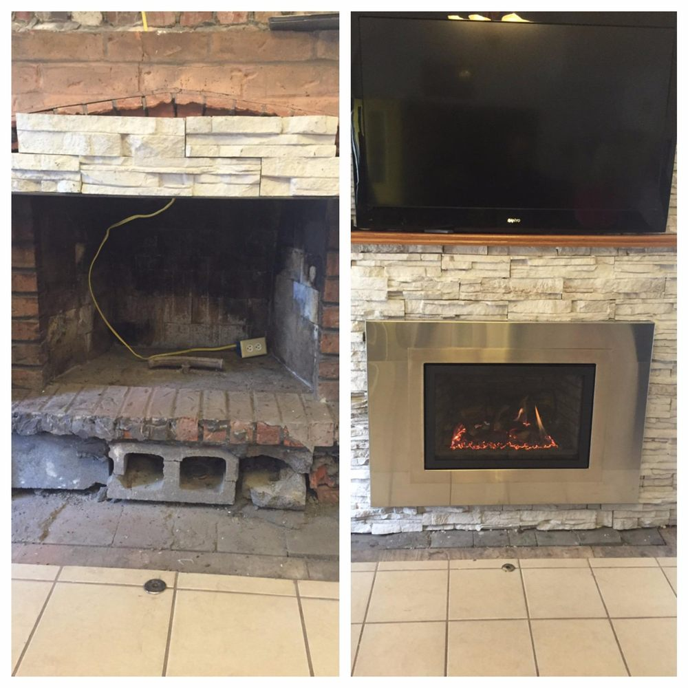KC Gas Fireplace Service - Fireplace Services - 6815 W 81st St ...