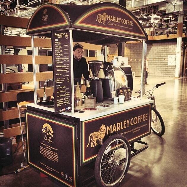 marley coffee sverige