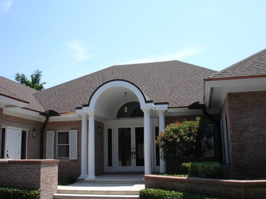 Certainteed Landmark Heather Blend By Sunshine Roofing Of