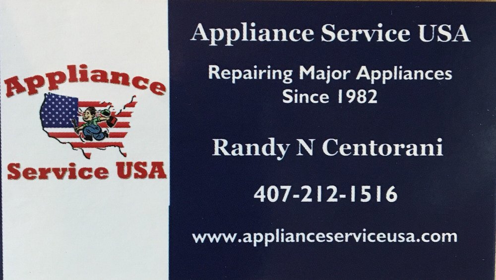 Appliance Service USA