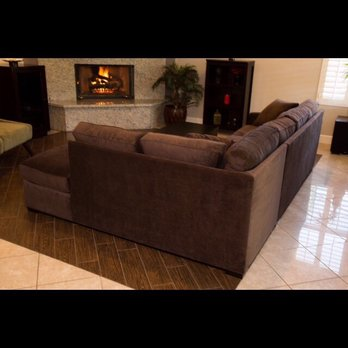 Photo Of Living Spaces   Panorama City, CA, United States. My Checkerboard  Couch