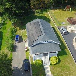 Photo Of Solar Wolf Energy Millbury Ma United States Thirty Black 305w