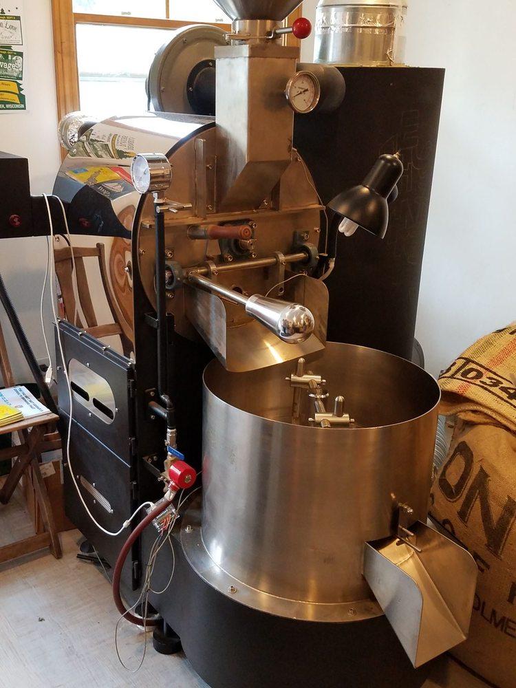 Ephraim Coffee Lab: 3055 Church St, Ephraim, WI