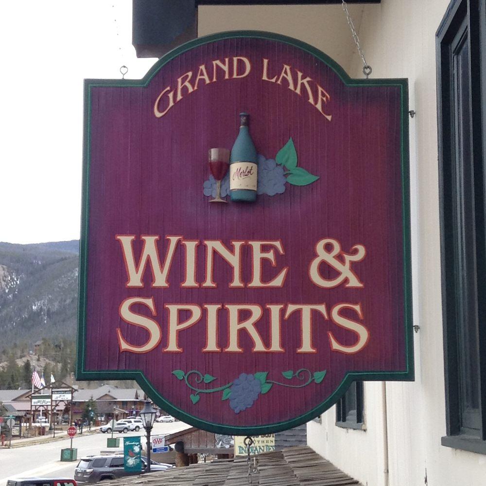 Grand Lake Wine & Spirits: 904 Grand Ave, Grand Lake, CO