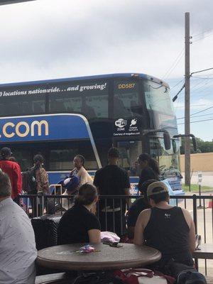 MEGABUS COM 710 Davis St Grand Prairie, TX Transportation - MapQuest