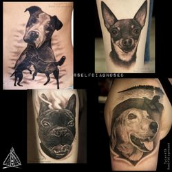 3d6681ab273ac Photo of TNT Tattoo + Barber - Whistler, BC, Canada. Realistic black and