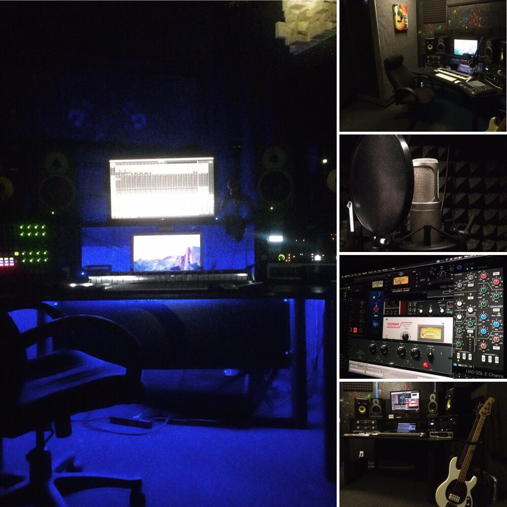 Union Recording Studios: 7051 Santa Monica Blvd, West Hollywood, CA