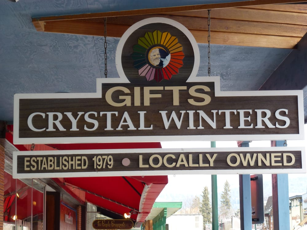 Crystal Winters: 232 Central Ave, Whitefish, MT