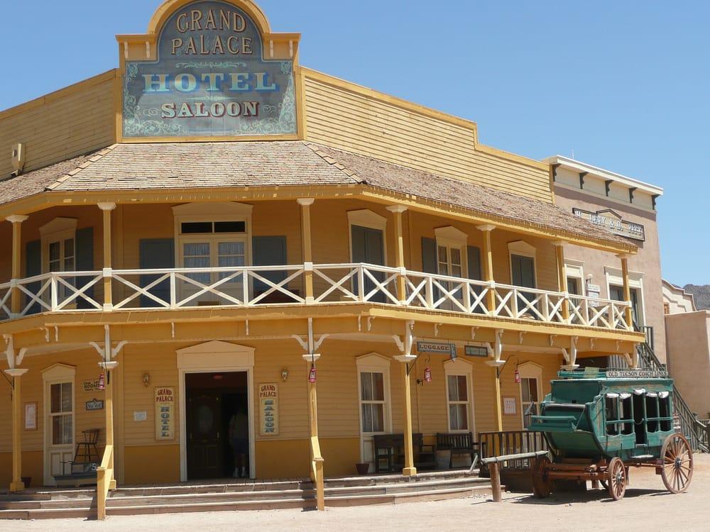 Old Tucson Studios Yelp
