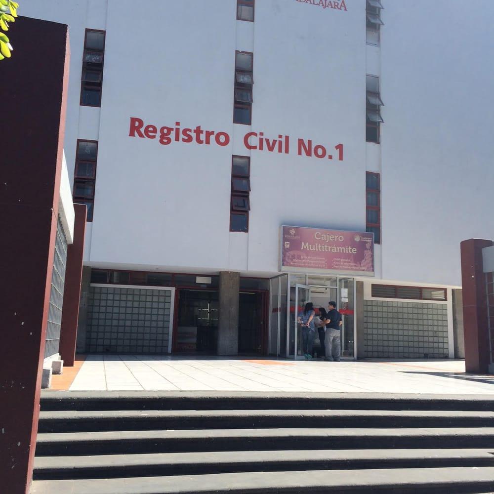 registro civil 1 oficinas de impuestos av alcalde 924