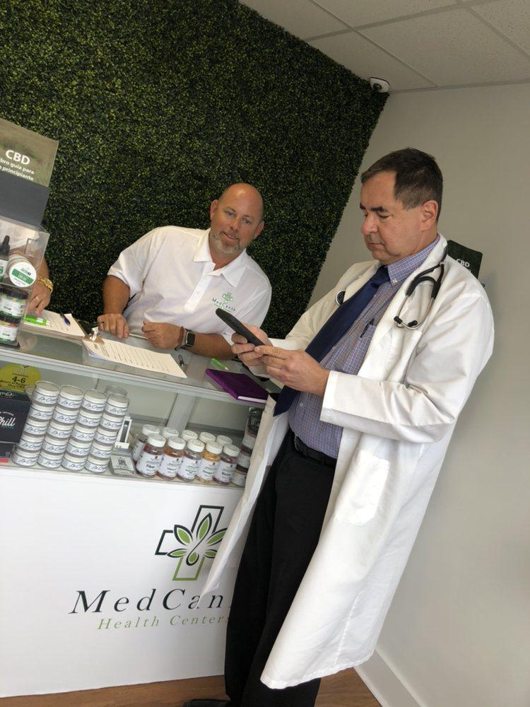 MedCanna Health Centers: 7840 Coral Way, Miami, FL