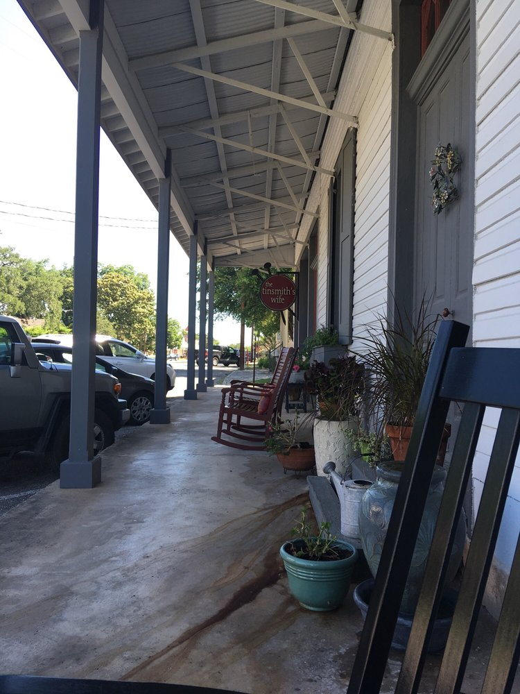 The Tinsmith's Wife: 405 7th St, Comfort, TX