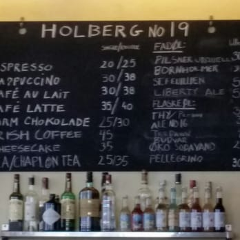 holberg no 19 brunch