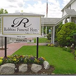 Robbins Funeral Home North Providence Ri