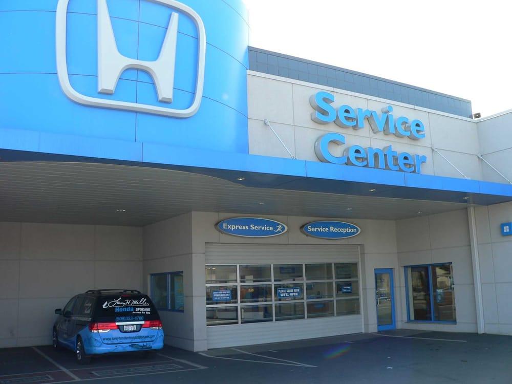 Larry h miller downtown honda spokane 34 reviews car for Honda florida ave