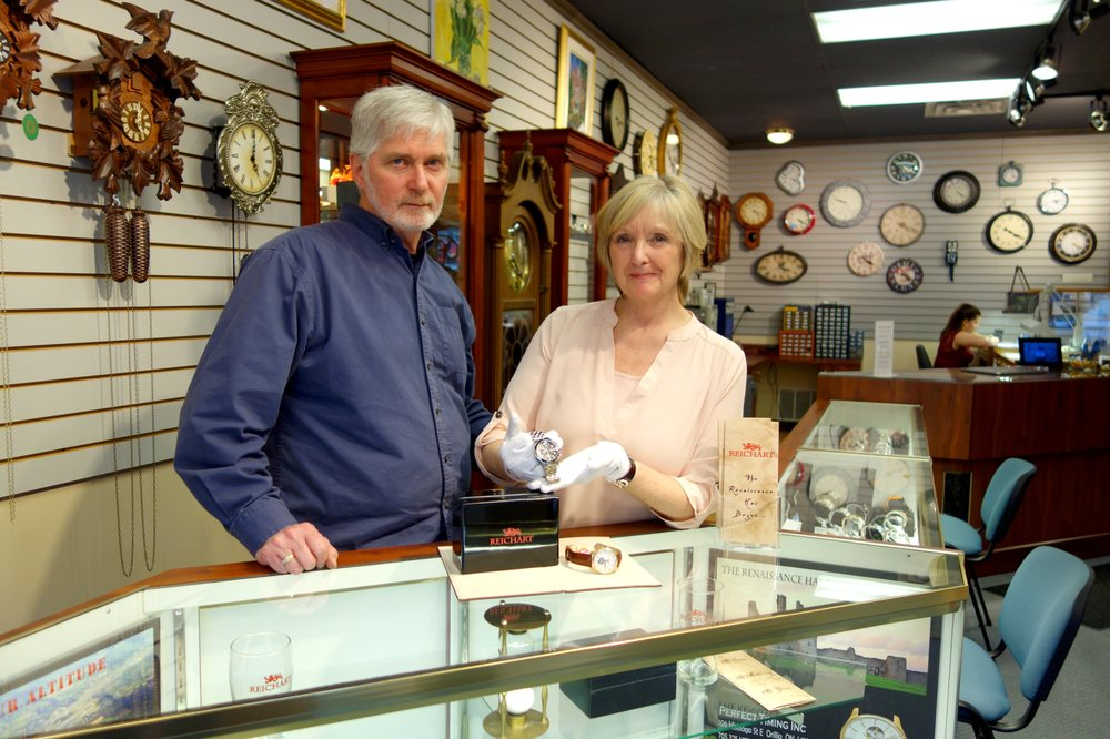Perfect Timing Watch & Clock Repair
