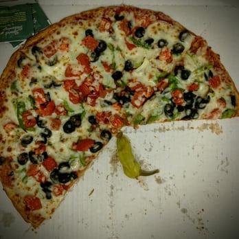 Papa john s pizza pizza 21 photos 78 reviews - Papa john s pizza garden fresh pizza ...