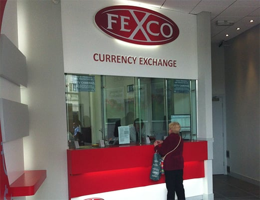 Photo Of Fexco Currency Exchange Tallaght Co Dublin Republic Ireland