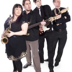 Photo Of Birmingham Wedding Band