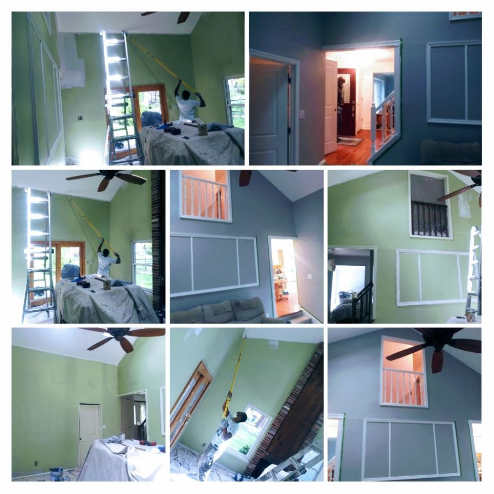 Brians Pattersons Painters: 16 Stanwood CT, Medford, NJ