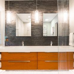 Forward Design Build Remodel Photos Interior Design - Bathroom remodeling jackson mi
