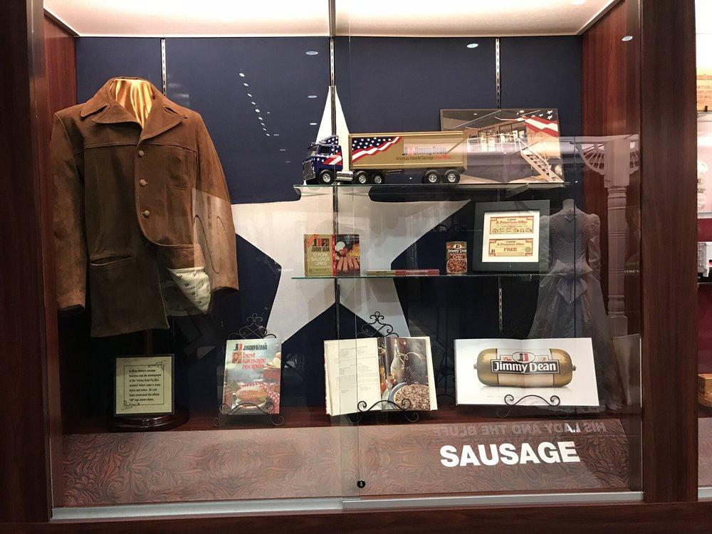 The Jimmy Dean Museum: 1900 W 7th St, Plainview, TX