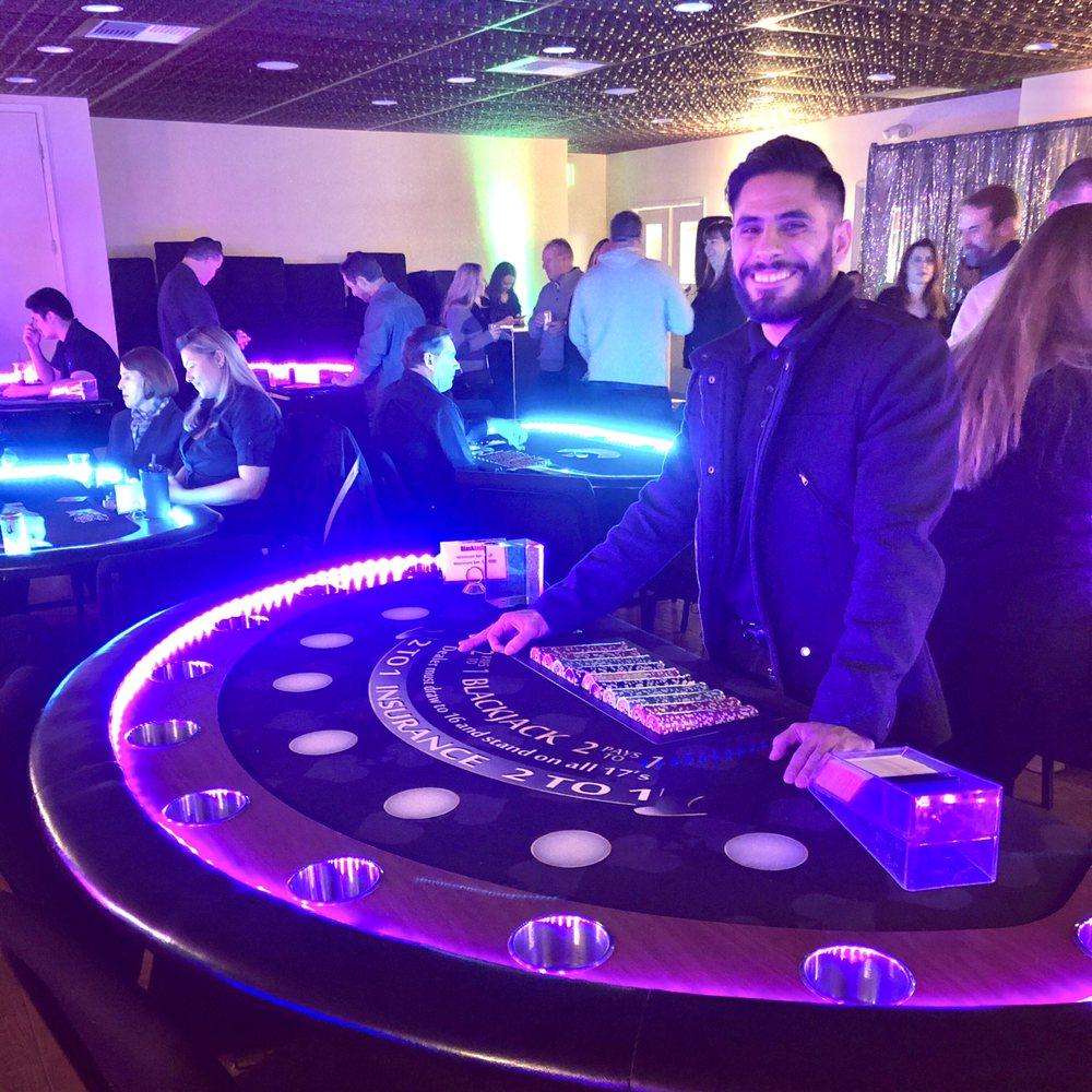 Ace of Spades Casino Experience: 10401 Perdido St, Anaheim, CA